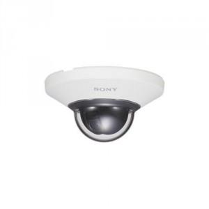Sony SNCDH210T/W - Cámara de vigilancia (Interior, Dome, Negro, Color blanco, Techo, 2048 x 1536 Pixeles, H.264, MPEG4)